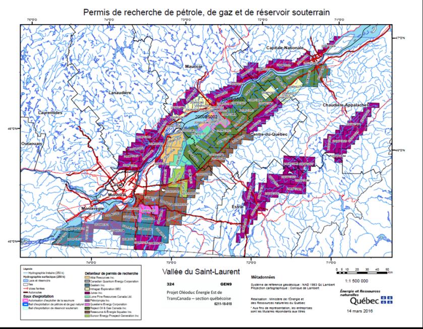 Carte-Permis-de-recherche-de-pétrole-de-gaz-et-de-réservoir-souterrain-Vallée-du-Saint-Laurent-2016.png